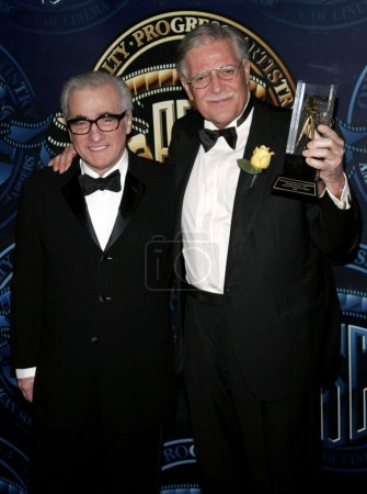 Martin Scorsese and Michael Ballhaus