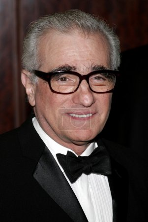 Martin Scorsese in Los Angeles