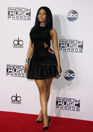 Musician Nicki Minaj