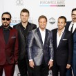 Постер, плакат: music group Backstreet Boys