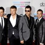 Постер, плакат: Backstreet Boys and New Kids On The Block