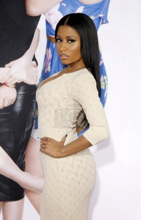 rapper Nicki Minaj