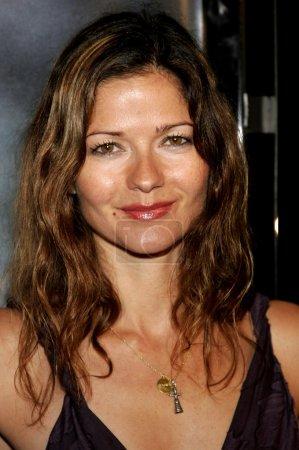 Actress Jill Hennessy