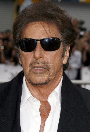 Al Pacino at Los Angeles
