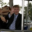 UNIVERSAL CITY, CA, USA - MARCH 10, 2006: 45th U.S. President Donald J. Trump kicks off the sixth season casting call search for The Apprentice held in the Universal Studios Hollywood.