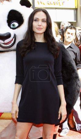 Actress Angelina Jolie