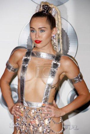 Miley Cyrus in Los Angeles