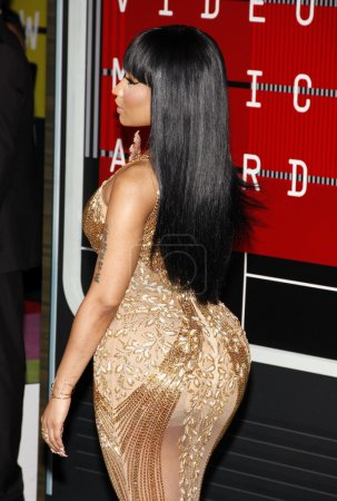 Nicki Minaj in Los Angeles