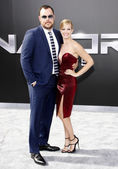 Michael Gladis and Beth Behrs