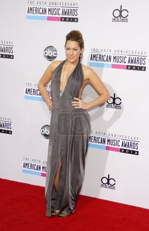 Singer Colbie Caillat