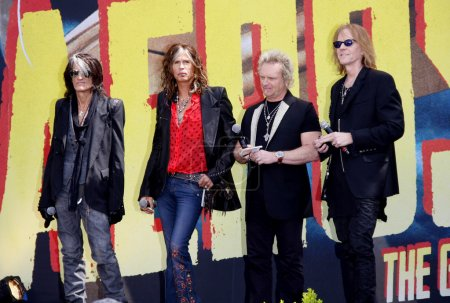 Aerosmith 'The Global Warming'