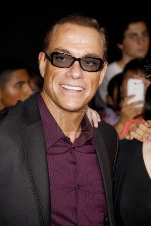 actor JeanClaude Van Damme