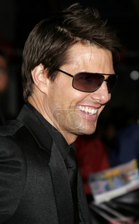 HOLLYWOOD, CA - MAY 04, 2006: Tom Cruise at the Lo...