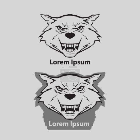 logo wolf1