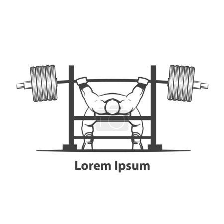 bench press powerlifting