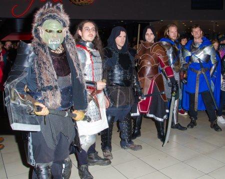 Warcraft Cosplayers World of Warcraft