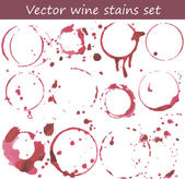 Wine Stains.