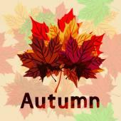 Illustration on the theme of autumn and autumn holidays