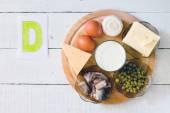 Potraviny, které obsahují vitamin D