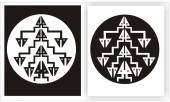 Representation in all pre-Columbian archeology Represents According to the Columbian worldview Symbol Pacha  in all its meanings and devotions  it is of both supreme sacredness  time  space world earth  universe