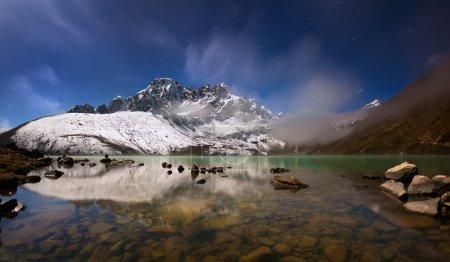 Gokyo Lake (4,750 m)