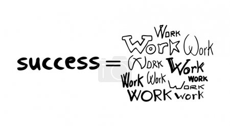 creative success message vector illustration