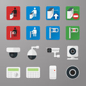 Security icons set 3