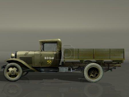 "Truck GAZ-AA ""lorry"""