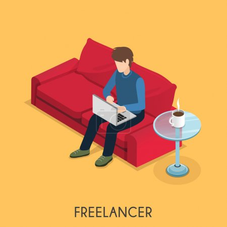 freelancer concept