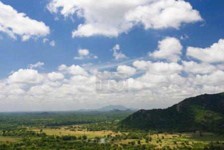 Mihintale Area Landscape