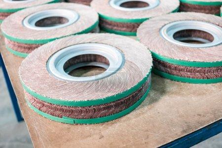 abrasives wheel manufacturing