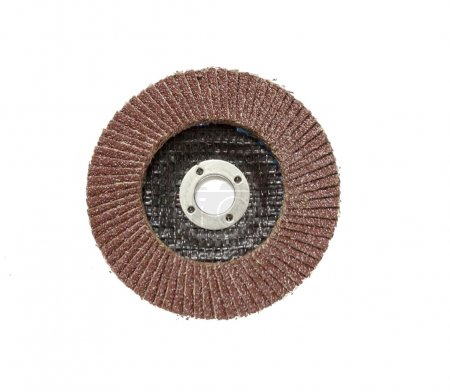 Sanding discs for angle grinder