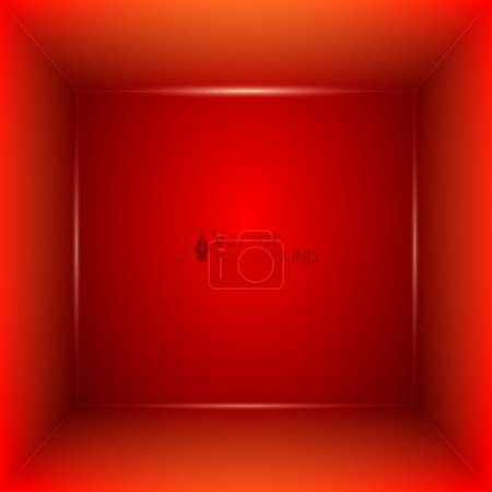 Red room or box