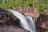 Dolní Falls na angreštu spadá státní Park
