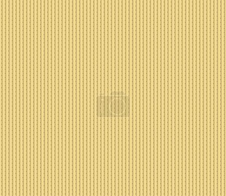 Illustration for Seamless abstract mosaic background. Yellow, white colors. Hexagons geometric background. Design elements. Vector illustration. - Royalty Free Image