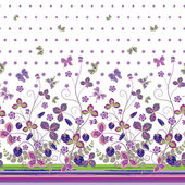 Vintage Berries Leaves Fruit Moth butterfly Wallpaper Vertical Seamless pattern can be used for wallpapers pattern fills web page backgrounds surface textures Gorgeous vector retro background