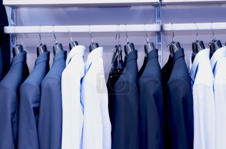 Photo for Men's suit jackets - Royalty Free Image