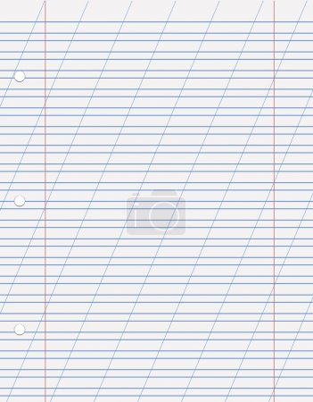 Square Paper Notebook paper pattern