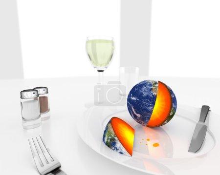 Earth For Dinner