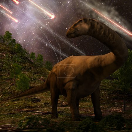 Extinction Of The Dinosaurs