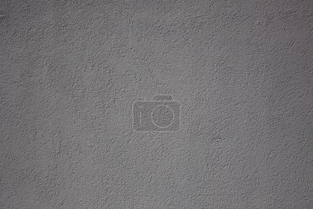 Outside wall, gray plaster, copy space