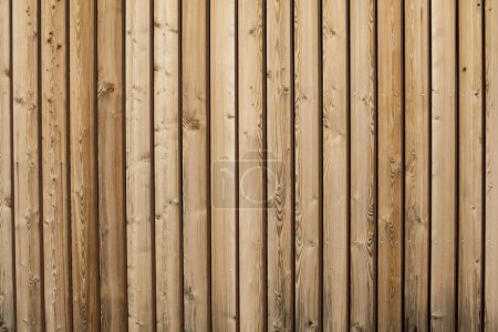 Photo for Wooden wall - Royalty Free Image