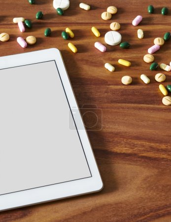Tablet computer, tablets, online trading