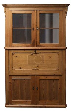 Old German cupboard