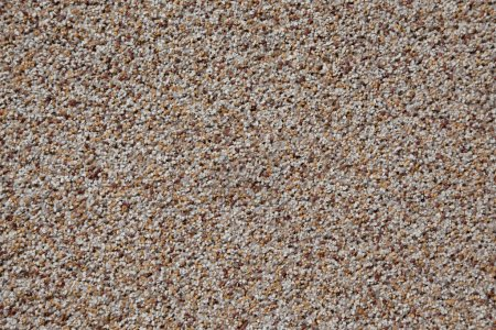 Pebble stone wall background