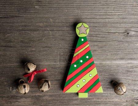 Christmas tree and bells