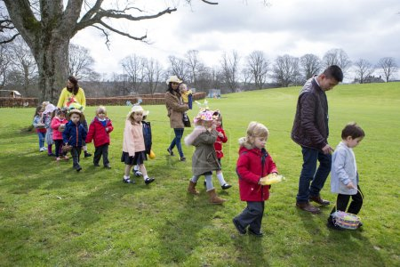 Nursery Easter Egg Hunt