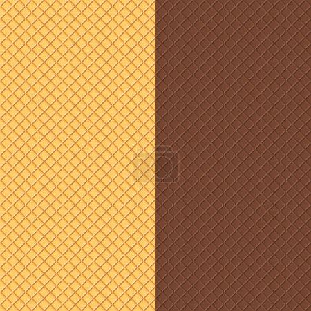 Crispy Wafers Texture