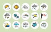 Weather icons seteps10