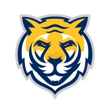 Tiger Logo Template...